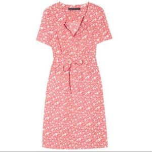 Marc by Marc Jacobs Floral Button Down Dress Size0